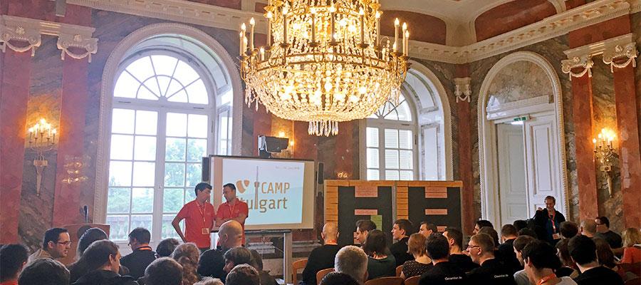 Sessionplanung TYPO3camp Stuttgart 2016