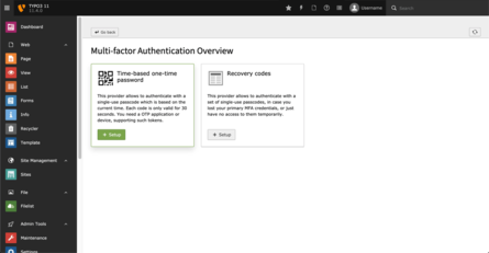 Overview of Multi-Factor Authentications