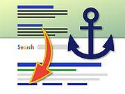 Sprungmarken in Google-Suchergebnissen
