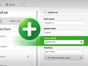 Felder und Eigenschaften im TYPO3 Form Editor ergänzen